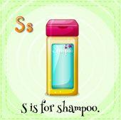 Shampoo — Stock Vector