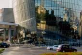 Baku Street in downtown — Stock Photo