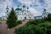 Orthodox monastery in Rostov the Great. — Stock Photo