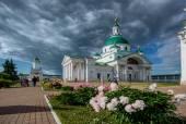 Orthodox monastery in Rostov the Great. — Stockfoto