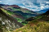 Valley of the river Moraca. Montenegro. — Foto de Stock