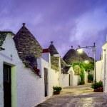 Alberobello town — Stock Photo #58442417