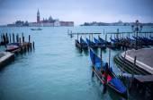 Morning in Venice. Italy — Stock Photo