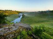 River in Russia — Stock Photo