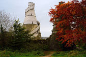 Barn tower in Ireland — Stock Photo