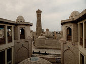 Bukhara town. — Stock Photo