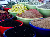 Spices at  market. — Stock Photo