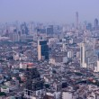 View to Bangkok skyline from 59 floor of the Lebua At State Tower — Stock Photo #77324714