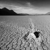 Segeln-Stein Racetrack Playa. — Stockfoto