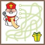 Постер, плакат: St Nicholas game