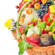 Harvest basket — Stock Photo #54039959