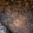 Постер, плакат: Cave paintings in the Barruecos