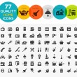 Home Icons including: home appliances, cleaning, kitchen utensil — Stock Vector #68980311