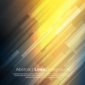 Hladké pozadí abstraktní linie a hluboké — Stock vektor