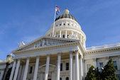 Sacramento California Capitol — Stock Photo