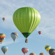Постер, плакат: Great Reno Balloon Race