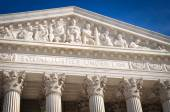 Supreme Court of the United States of America — Stock Photo