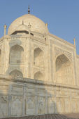 Taj Mahal in Agra India — Stock Photo