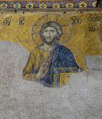 Jesus Christ in Istanbul Turkey — Stock Photo