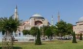 Sultanahmet Square — Stock Photo
