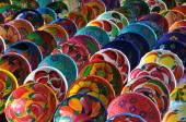 Colorful Mayan Bowls — Stock Photo