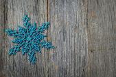 Snowflake Decoration — Stock Photo