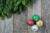 Christmas Pine Needle — Stockfoto