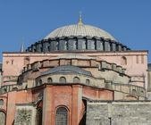 Hagia sophia à istanbul en turquie — Photo