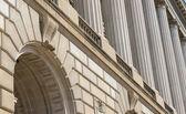 Building in Washington DC — Stock Photo