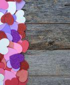 Valentine's Day Hearts — Stock Photo