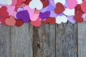 Valentine's Day Hearts — Stock Photo