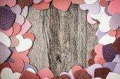 Sevgililer günü kalpleri — Stok fotoğraf