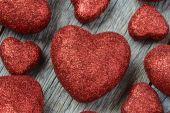 День влюбленных сердец — Стоковое фото