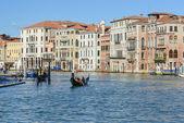 Гондольный подъемник Венеции Италия — Стоковое фото
