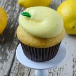 Lemon Cupcake — Stock Photo #61522313