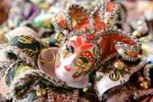 Carnival masks Venice — Stock Photo