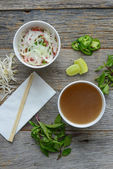 Pho Fast Food — Stockfoto