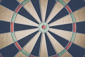 Retro Dart Board — Stock Photo