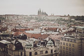 Prague Castle in the Czech Republic — Stock Photo