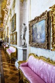 Sanssouci Palace Interior, Potsdam, Germany — Stock Photo