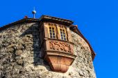 Castle Ronneburg in Hesse, Germany — Stock Photo