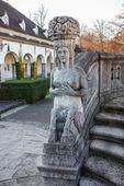 Spa and Art Nouveau in Bad Nauheim — Stock Photo