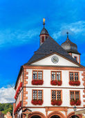 Old Town Hall in Lohr am Main, Germany — Stock Photo