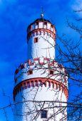 Castle Tower in Bad Homburg, near Frankfurt, Germany — Stock Photo