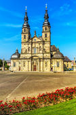 Cathedral in Fulda, Germany — Stock Photo