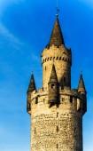 The Adolfsturm (churn tower) in Friedberg Hesse, Germany — Stock Photo