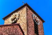 Church of the Resurrection, 1934 - Lohr am Main, Germany — Stock Photo