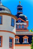 The Schloss Weilburg, former residential castle of the House of Nassau, Germany — Stock Photo