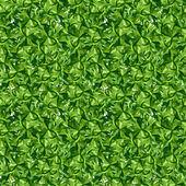 Green grass field. — Stock Vector