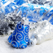 Christmas bells decorations — Stock Photo #55895297